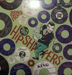 VA. R&B HIPSHAKERS Vol.2 -2xLP- SCRATCH THAT ITCH- Mr FINE WINE COMP KING LABEL
